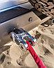 Шакл Hyperlink полированный 8000 кг - WARN, фото 4