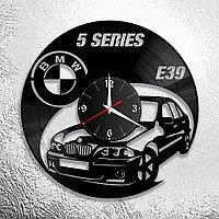 Настенные часы BMW X5 E39 БМВ Х5 Е39, подарок фанатам, любителям, 2858
