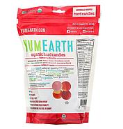YumEarth, Органические леденцы, любимые фрукты, 368,5 г, фото 2