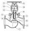 Сильфонный  запорный клапан  VF20, фото 3
