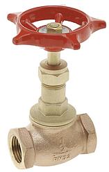 Запорный клапан бронзовый GV32B