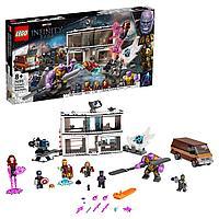 Конструктор LEGO Super Heroes «Мстители: Финал» решающая битва