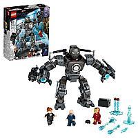 Конструктор LEGO Super Heroes Железный человек: схватка с Железным Торговцем