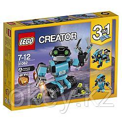 LEGO Creator: Робот-исследователь 31062
