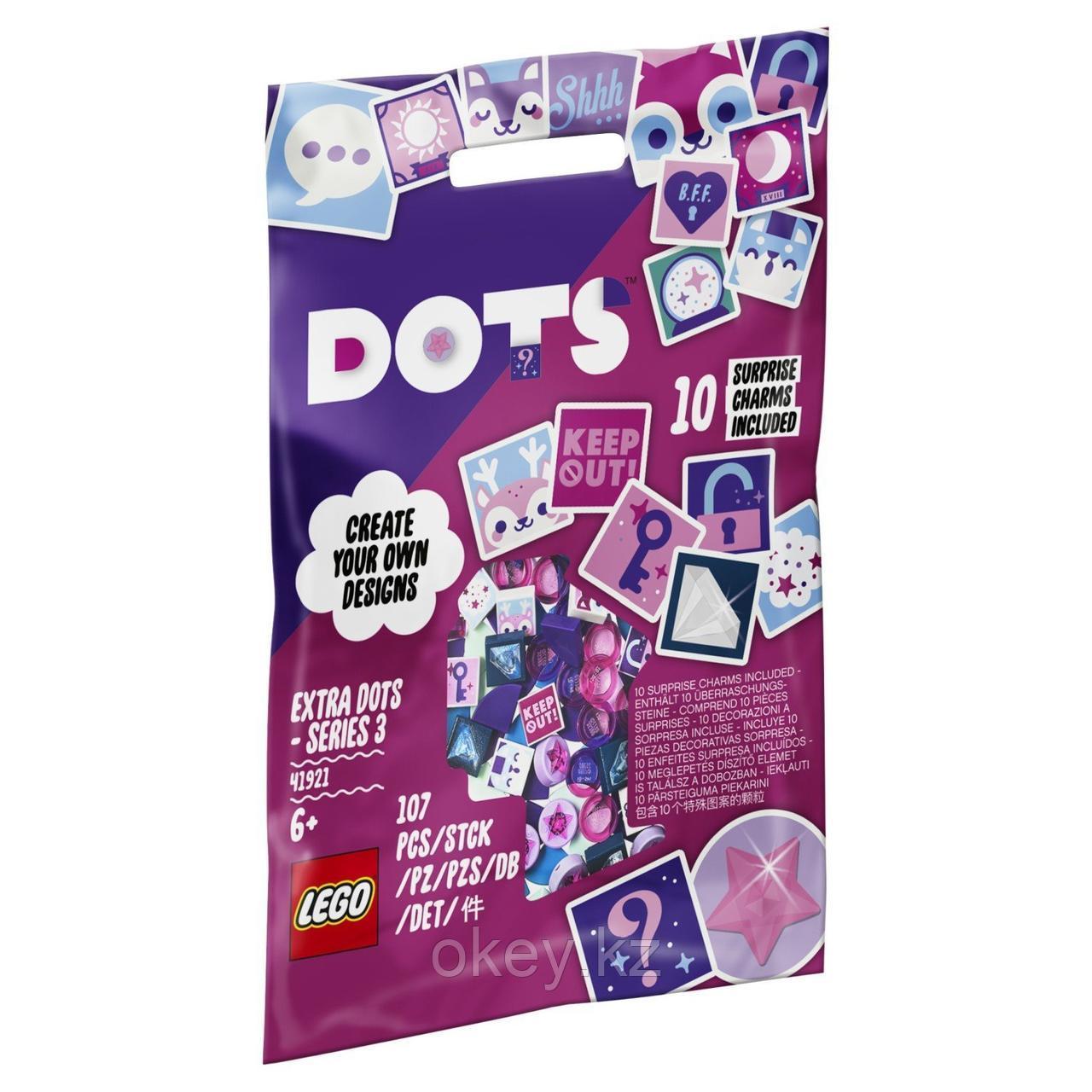 LEGO Dots: Тайлы — серия 3, 41921