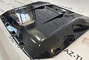 Накладка капота «Магнум» Lada 4x4, Нива URBAN, фото 3