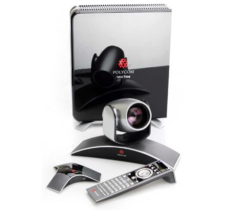 Видеоконференция Polycom HDX 7000-720