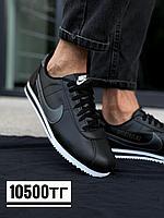 Кроссовки Nike Cortez чвбн сер лого