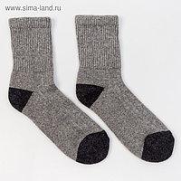 Носки мужские, цвет серый, размер 29 (44-46)