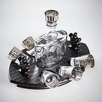 Мини-бар 'Фрегат' флоренция, 7 предметов, 500/50 мл