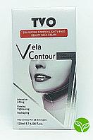 Крем для шеи против старения с массажными роликами «Vela contour». 120 мл
