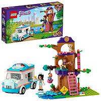 Lego 41445 Подружки Машина скорой ветеринарной помощи