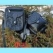 Мужская кожаная барсетка +портмоне, фото 2