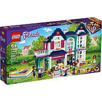 Lego 41449 Подружки Дом семьи Андреа