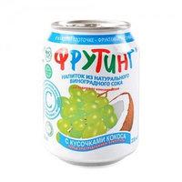 Fruiting напиток из виноградного сока с кусочками кокоса, 238 мл