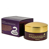 Интенсивный крем от морщин со «змеиным» пептидом Deoproce Syn-Ake Intensive Wrinkle Care Cream (100 гр)