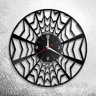 Настенные часы Паутина, подарок фанатам, любителям, 2917