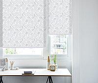 """Рулонные шторы """"Блюз"""" цвет Белый 44,5х160"""