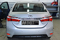 Диффузор на Corolla, фото 1