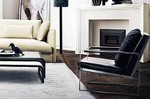 Современное кожаное кресло, фото 2