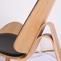 Скандинавское современное кресло, фото 3