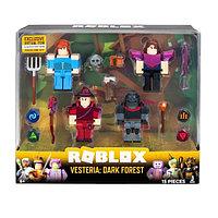 Roblox - Фигурки героев Vesteria: Dark Forest 4 шт