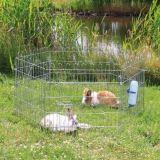 Trixie Загон для мелких грызунов без сетки, 63 х 58 см/ф 126 см