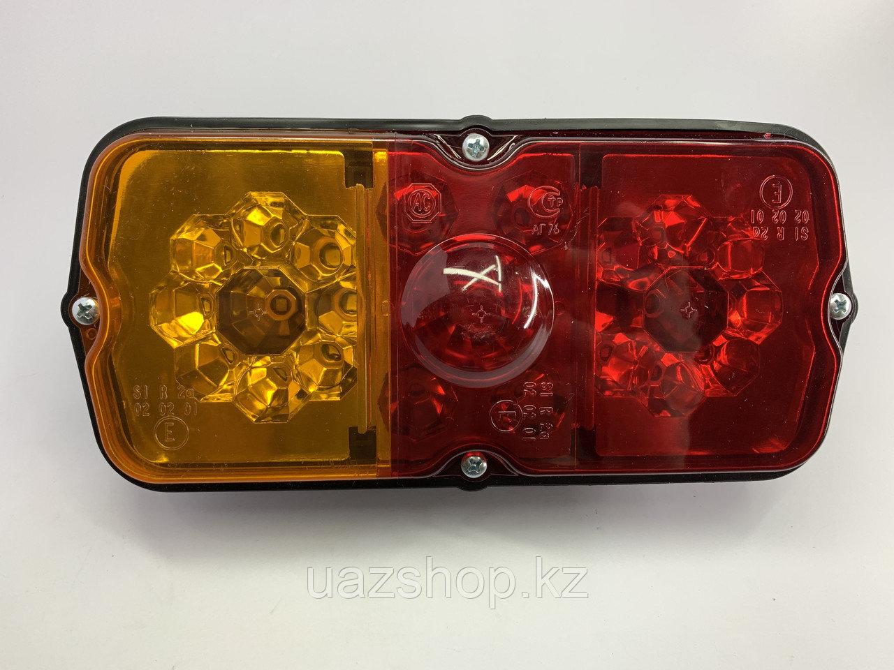Задний фонарь (воданепроницаемый) для УАЗ