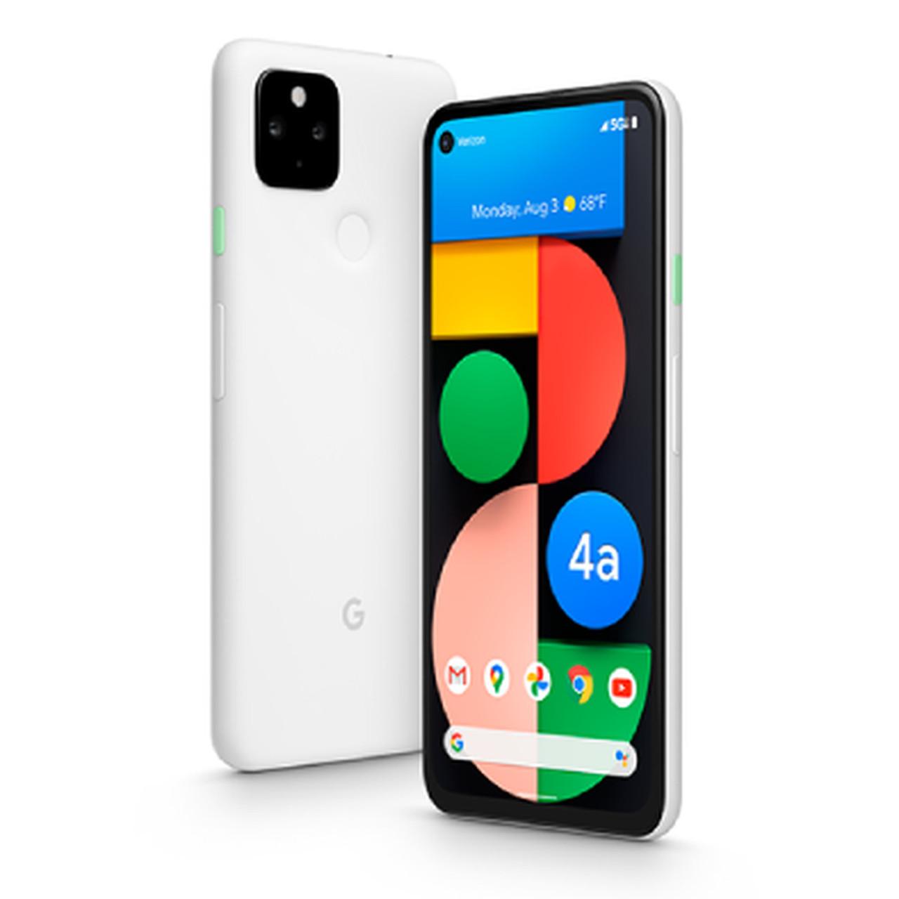Google Pixel 4A 128GB White