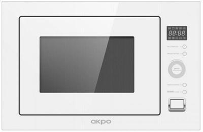 Встраиваемая микроволновая печь AKPO MEA 92508 SEP01WH белый