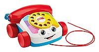 "Fisher Price: Игрушка-каталка ""Болтливый телефон"""