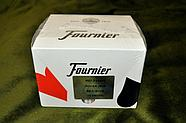 Игральные карты Fournier 2818 100% пластик, красная рубашка, фото 5
