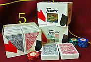 Игральные карты для покера (100% пластик), фото 2