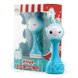 Alilo: Музыкальная игрушка Умный зайка R1+ Yoyo синий