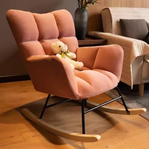 Современные дереянные кресла