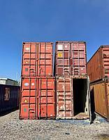 Морской контейнер 20 футовый