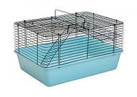 """Клетка для мелких грызунов """"Стюарт-1"""" складная, шаг прута 10 м, 43*31*23,5см ТМ""""ЕСО"""""""