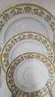 Столовый сервиз 50 предмет Орнамент, фото 2