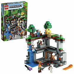 LEGO Minecraft 21169 Первый приключенческий строительный набор