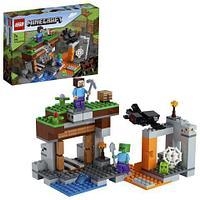 Lego 21166 Minecraft Заброшенная шахта