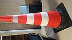Конус дорожный резиновый 750 Для дорожных работ, фото 4