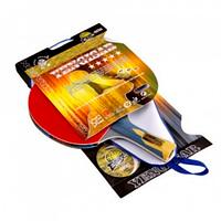 Ракетка для н/тенниса Giant Dragon Yengisar 5* чехол