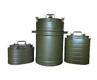Армейские термосы питьевые и пищевые (6л, 12л, 25л, 36л)