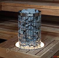Монтажный фланец Harvia HPC2L со светодиодной подсветкой (для электрокаменки Cilindro)