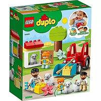 LEGO DUPLO Фермерский трактор и животные Лего дупло 10950