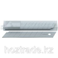 Лезвия для канцелярских ножей Berlingo, 18мм, 10шт., в пластиковом пенале