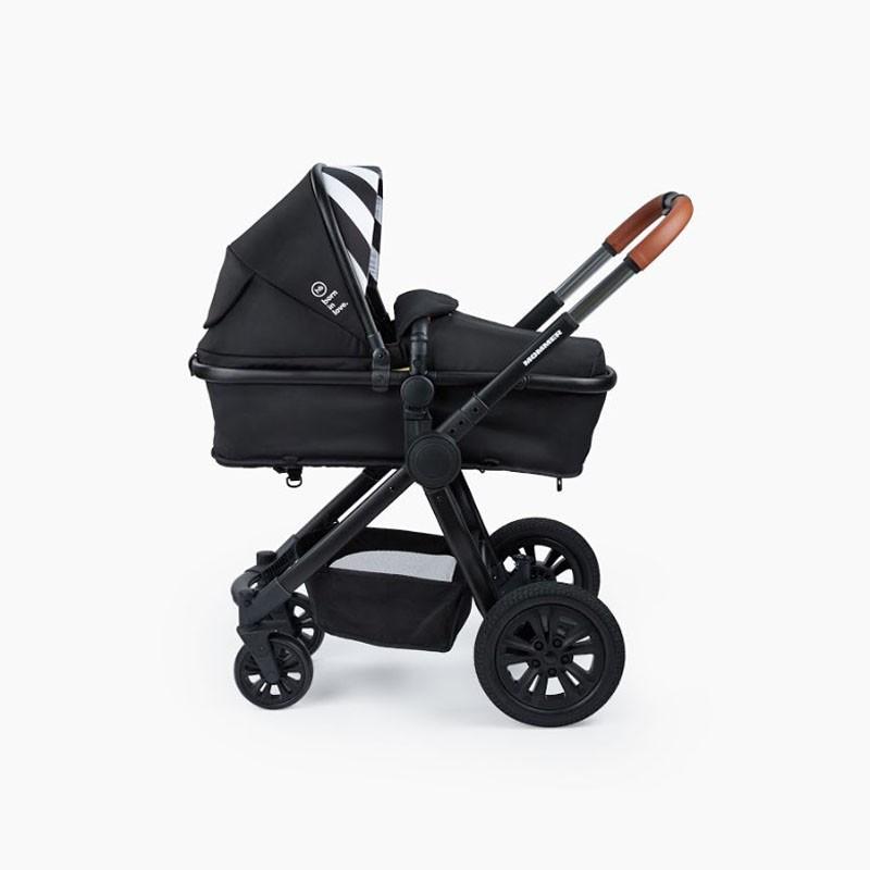 Коляска-трансформер Happy Baby 2в1 MOMMER, черный