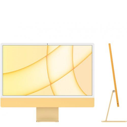 "Apple iMac M1 24"" 4.5K 256GB 8GPU Yellow (Z12S) 2021"