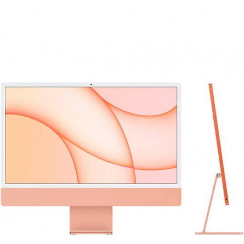 """Apple iMac M1 24"""" 4.5K 512GB 8GPU Orange (Z133) 2021"""