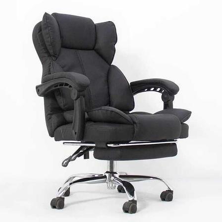 Офисное кресло с подставкой для ног, фото 2